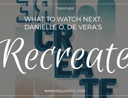 What to watch next: Recreate