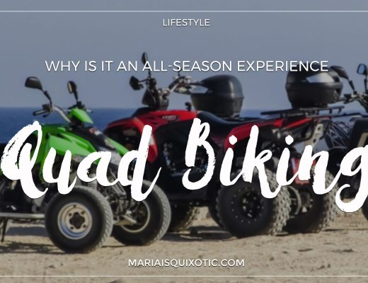 Why Quad Biking Is An All-Season Experience