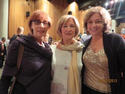 Anne Marie Métailié, Lidia   Jorge y María Juliana Villafañe