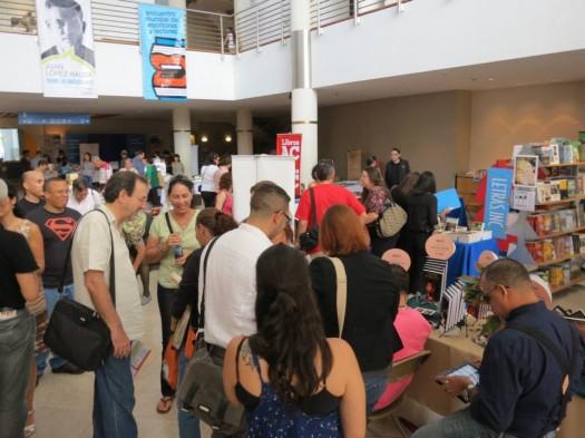 Festival de la palabra 2013- venta libros