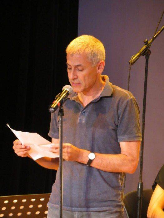 José Ovejero - (foto Roberto Llanos)