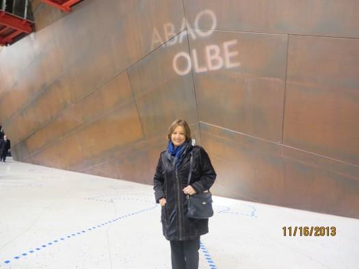 María Juliana Villafañe  en Abao Olbe, Ópera de Bilbao