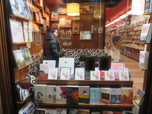 Librería Cámara