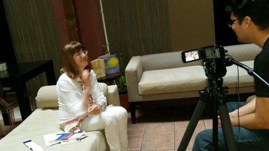 Entrevista a Perla Suez