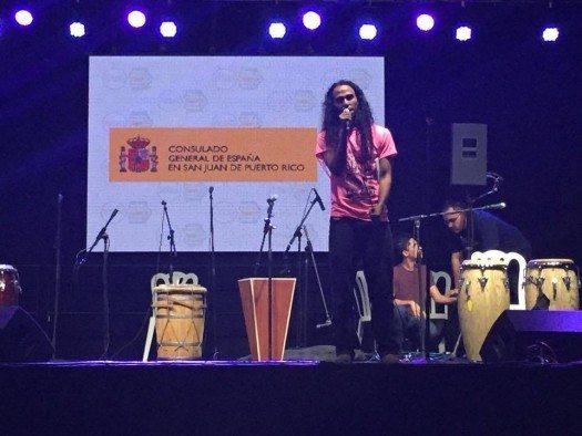 Poetas de NY Festival de la Palabra 2015 Iloy