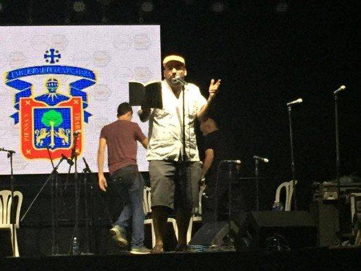 Poetas de NY Festival de la Plabra 2015 Urayoán Noel