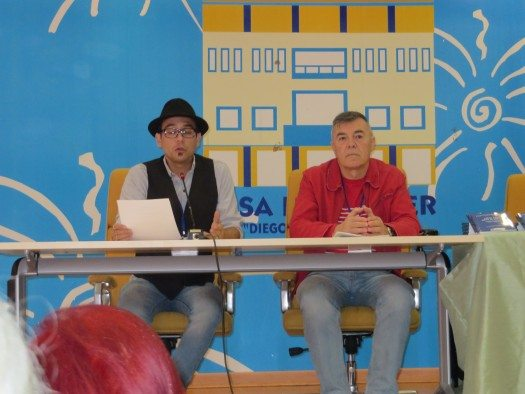 Jun Carrizo y Julio Pavanetti