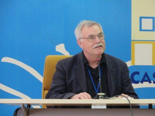 Peter Volker poeta de Alemania.
