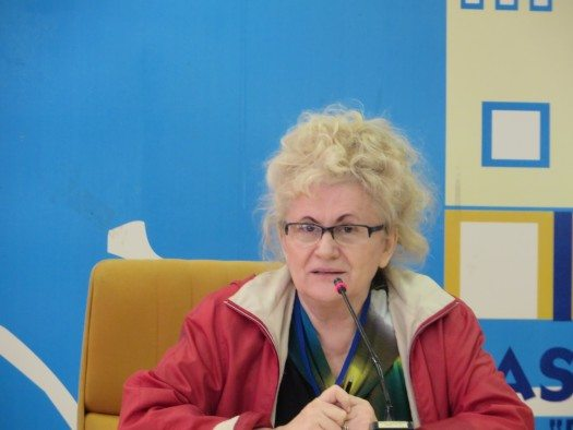 Rodica Elena Lupu, poeta de Rumania