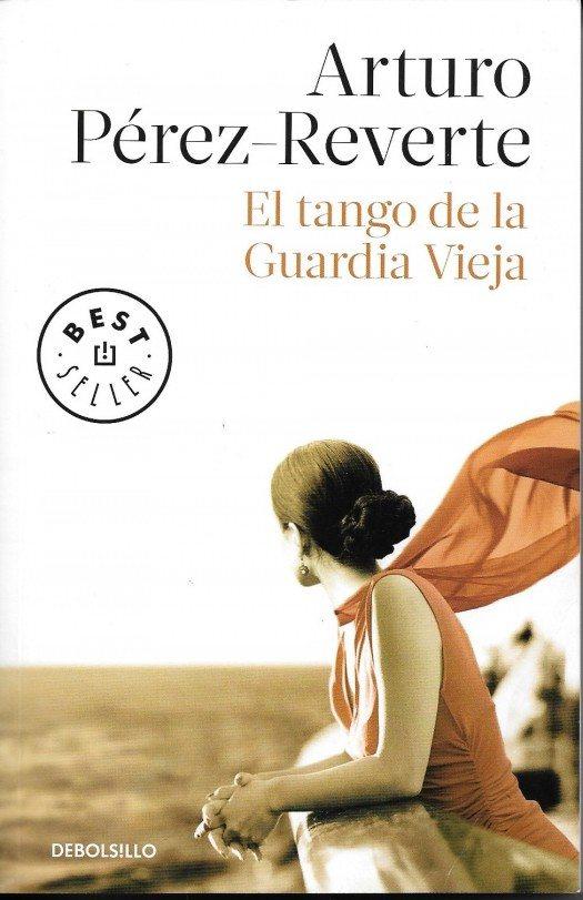 Portada Libro de Arturo Pérez Reverte