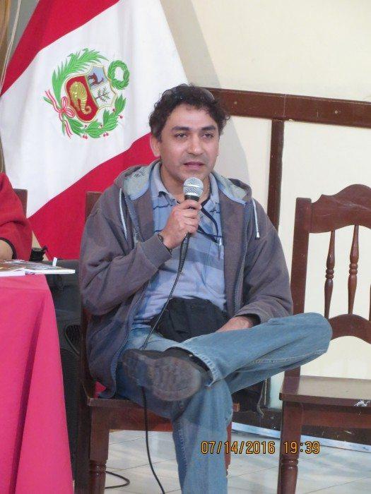 Alexander Monsefú