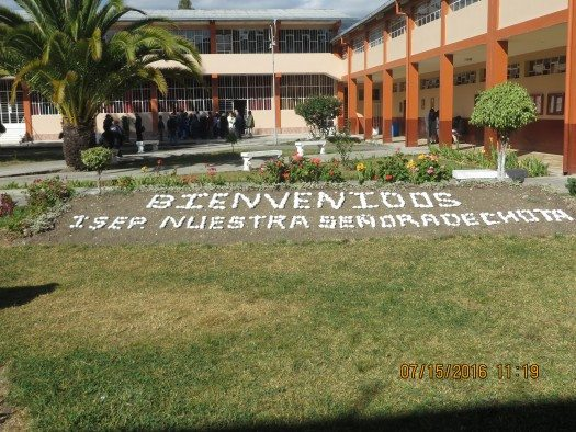 Instituto Nuestra Señora de Chota