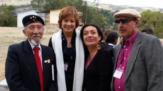 Algunos poetas en el Colegio San Juan de Chota