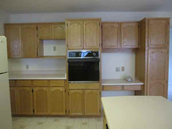 Microwave Wall Oven Kitchen Cabinets