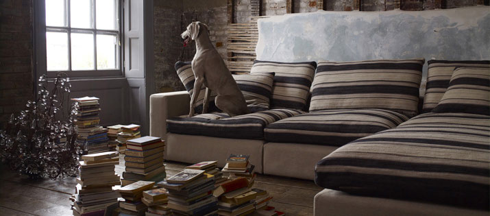 types of sofas flexsteel evian leather power reclining sofa are patterned trendy? yay or nay - maria killam ...