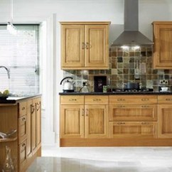 Oak Cabinet Kitchen Pfister Pasadena Faucet Ask Maria How To Coordinate Finishes With Cabinets