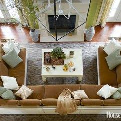 U Shaped Sofa Leather King Gumtree Is Cognac Furniture As Neutral Denim? Yay Or ...