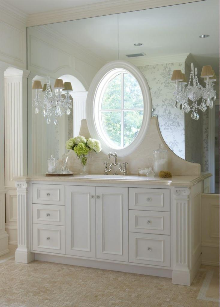The Best Cream Bathrooms  Maria Killam  The True Colour
