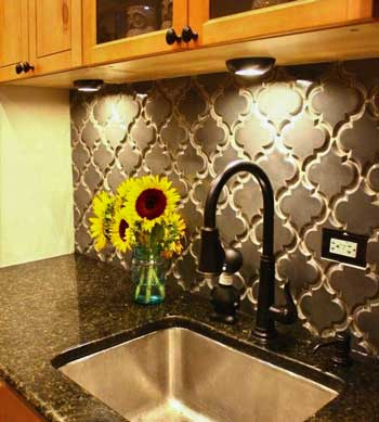 black and white tile kitchen backsplash industrial equipment do's & don'ts for decorating with - maria ...