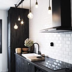 Black And White Tile Kitchen Best Cleaner For Cabinets Do S Don Ts Decorating With Maria Killam The