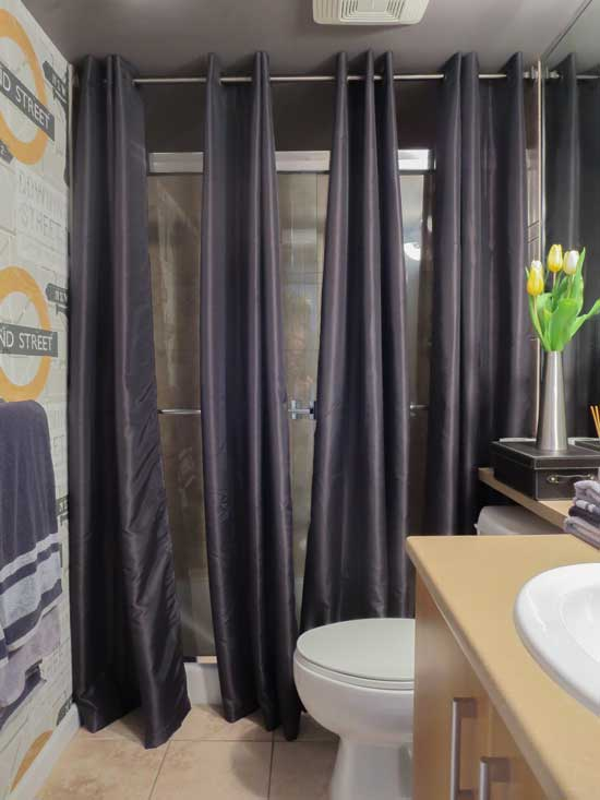 The Best Way To Cover Dated Shower Doors Maria Killam
