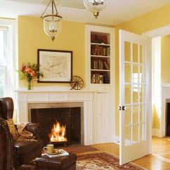 Yellow Paint Ideas For Living Room Sofa Tables The Problem With Your Orange Floors Maria Killam True