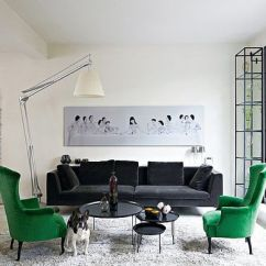 Velvet Armchair Pink Wholesale Party Tables And Chairs Los Angeles 4 Ways To Decorate Around Your Charcoal Sofa - Maria Killam The True Colour Expert