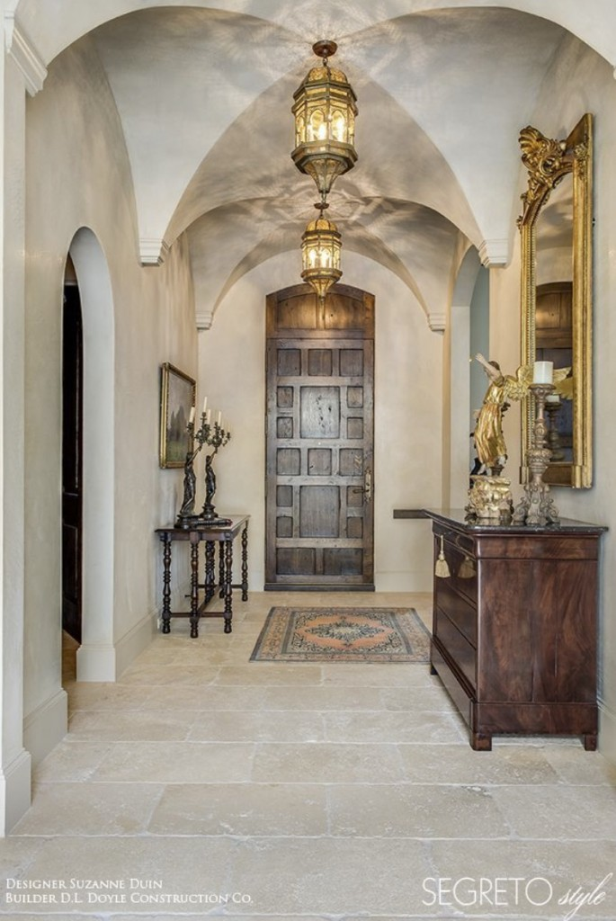 Tuscan Light Fixtures