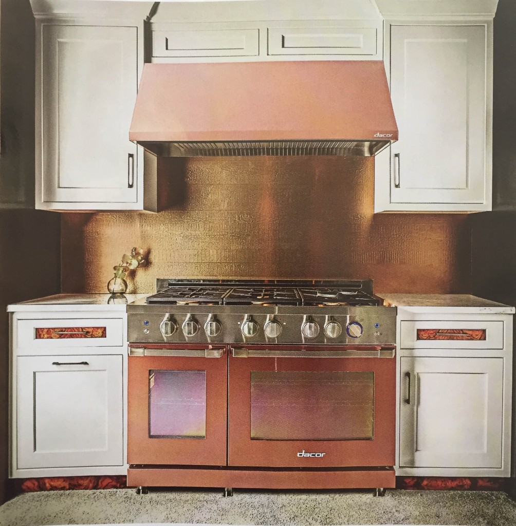 colored kitchen appliances brushed nickel pendant lighting ask maria are stainless going out of fashion copperstove