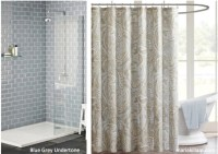 Grey and Beige Shower Curtains - Bing images