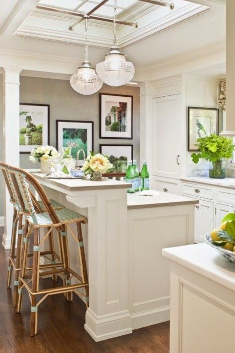 kitchen island with bar antique appliances which shape is correct for your maria killam the islandbar