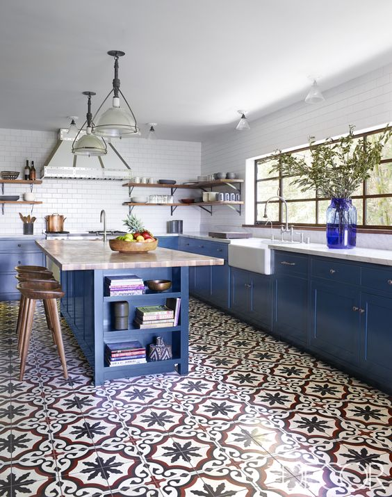 Encaustic Tiles Should You Embrace The Trend?  Maria