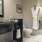 One Carrara Marble Bathroom Four Colours