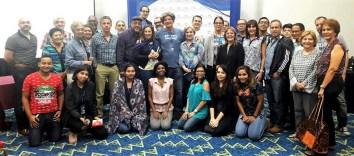 Juan Bolea dirigió la II versión de Panamá Negro en el marco de la XIII Feria Internacional del Libro.