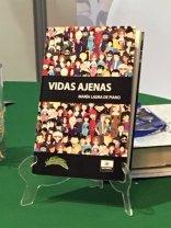 Vidas ajenas ( Editorial UTP,2017 ) . Obra ganadora del Premio Diplomado en Creación Literaria 2016