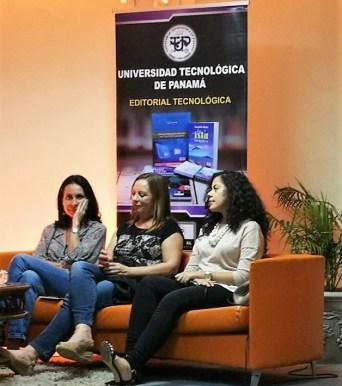 "Conversatorio: ""Letras femeninas del Premio Diplomado en Creación Literaria-UTP"","