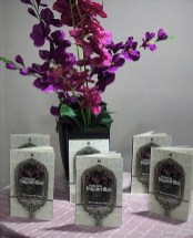 Presentación de la novela El color de las buganvillas