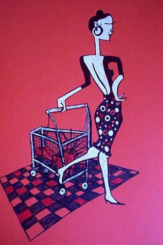 Market Shopping - 2004 (100€)