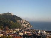 Monte Igueldo, al que se accede en funicular