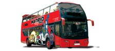 Autobús Madrid city tour
