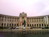 Palacio de invierno, Winter Palace of the Habsburg