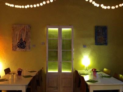 Restaurante Santy's, un italiano con encanto