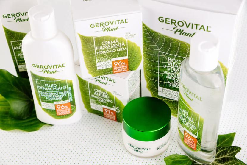 Gerovital Plant 1