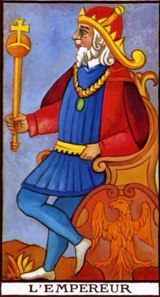 El EMPERADOR   ( L´EMPEREUR )