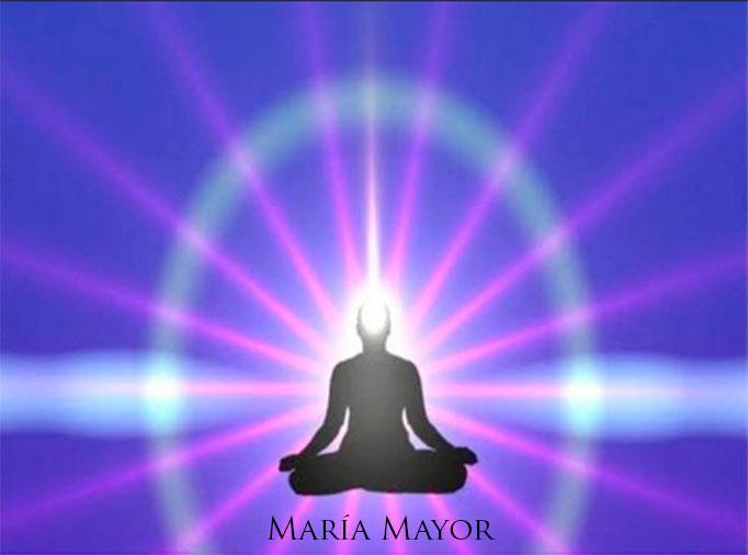 Oración para cerrar el aura.