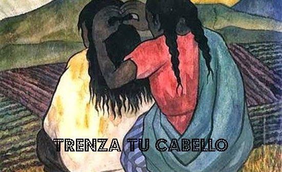 TRENZA TU CABELLO.