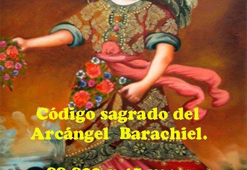 código-sagrado-del-Arcángel-Barachiel.