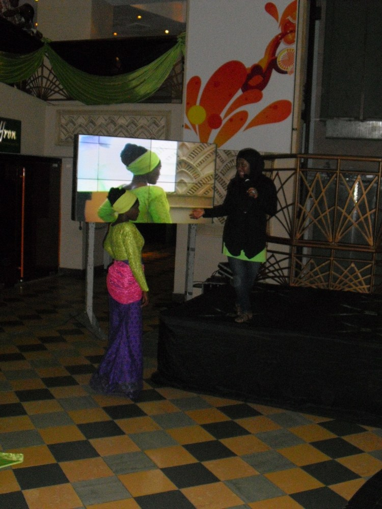 Etisalat 3G Launch - MariamMoussa Presentation (In Pictures) (3/6)
