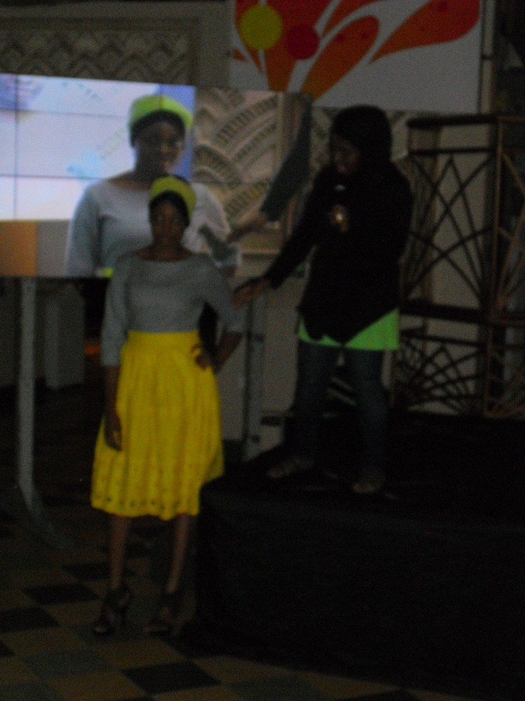 Etisalat 3G Launch - MariamMoussa Presentation (In Pictures) (4/6)