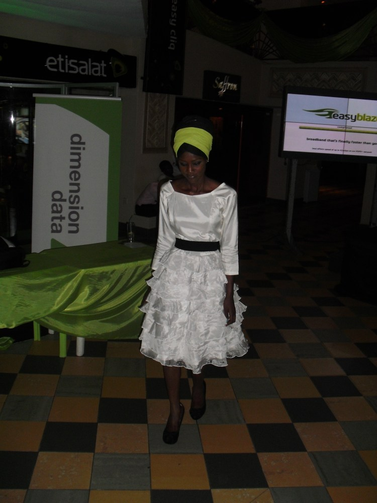 Etisalat 3G Launch - MariamMoussa Presentation (In Pictures) (1/6)